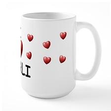 I Love Karli - Mug