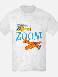 Airplane ZOOM T-Shirt