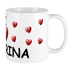 I Love Katarina - Mug