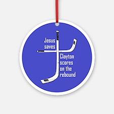 Travis Clayton scores Keepsake (Round)