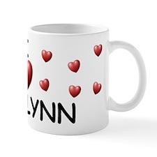I Love Katelynn - Mug