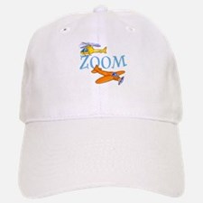 Airplane ZOOM Baseball Baseball Cap