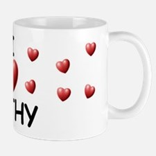 I Love Kathy - Mug