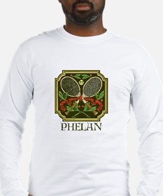 PhelanTennis Long Sleeve T-Shirt