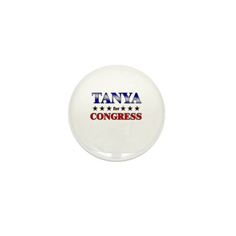 TANYA for congress Mini Button (10 pack)