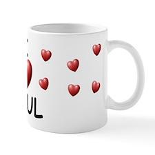 I Love Raul - Mug