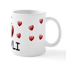 I Love Kayli - Mug