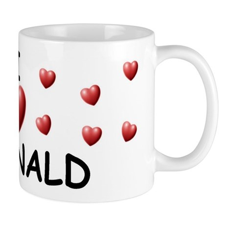 I Love Reginald - Mug