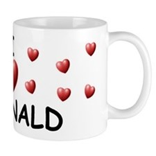I Love Reginald - Mug