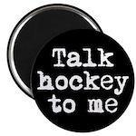 Talk hockey original Magnet