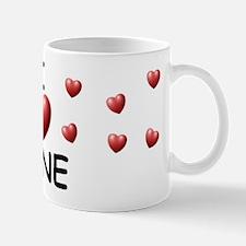 I Love Rene - Mug