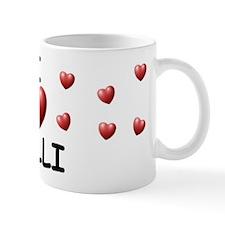 I Love Kelli - Mug
