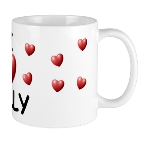 I Love Kelly - Mug