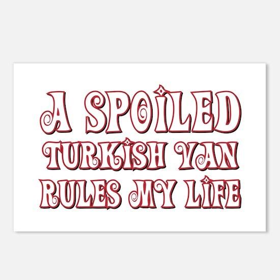 Spoiled Van Postcards (Package of 8)
