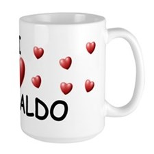 I Love Reynaldo - Mug