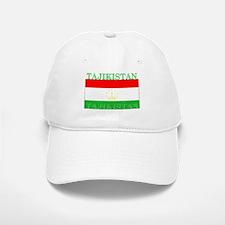 Tajikistan Tajikistani Flag Baseball Baseball Cap