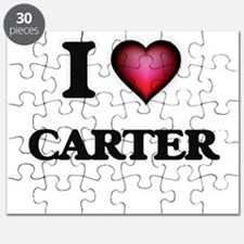 I Love Carter Puzzle