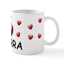 I Love Kierra - Mug