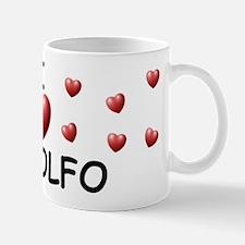 I Love Rodolfo - Mug