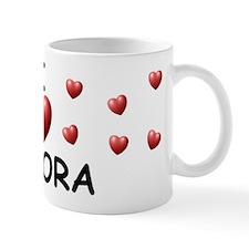 I Love Kimora - Coffee Mug