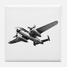 Bomber Tile Coaster