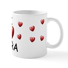 I Love Kira - Mug