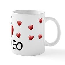 I Love Romeo - Mug