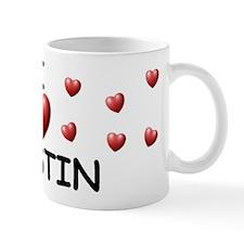 I Love Kristin - Mug