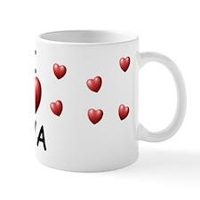 I Love Kya - Mug