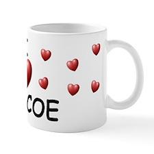 I Love Roscoe - Mug