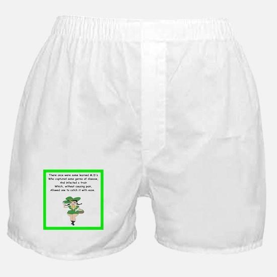 limerick Boxer Shorts