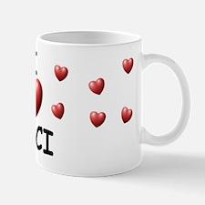 I Love Laci - Mug