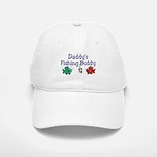 Daddy's Fishing Buddy Baseball Baseball Cap