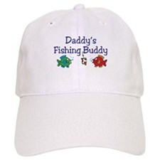 Daddy's Fishing Buddy Cap