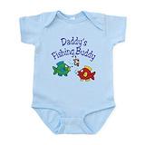 Baby fishing Bodysuits
