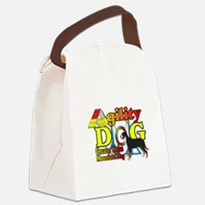 Greater Swiss Agility Canvas Lunch Bag