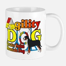 Greater Swiss Agility Mug
