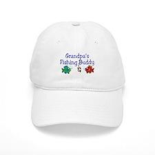 Daddy's Fishing Buddy Baseball Cap
