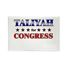 TALIYAH for congress Rectangle Magnet
