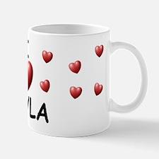 I Love Layla - Mug