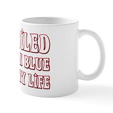 Spoiled Blue Mug