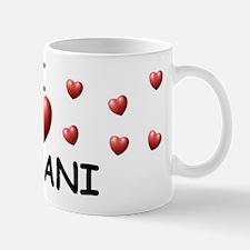 I Love Leilani - Mug