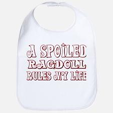 Spoiled Ragdoll Bib