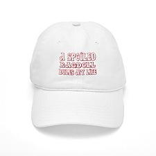 Spoiled Ragdoll Baseball Baseball Cap