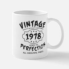 Vintage 1978 Mug
