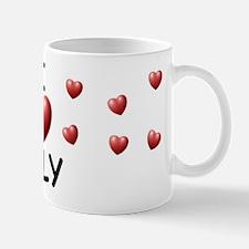 I Love Lily - Mug