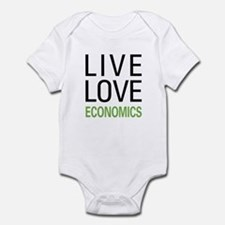 Live Love Economics Infant Bodysuit