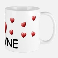 I Love Shayne - Mug