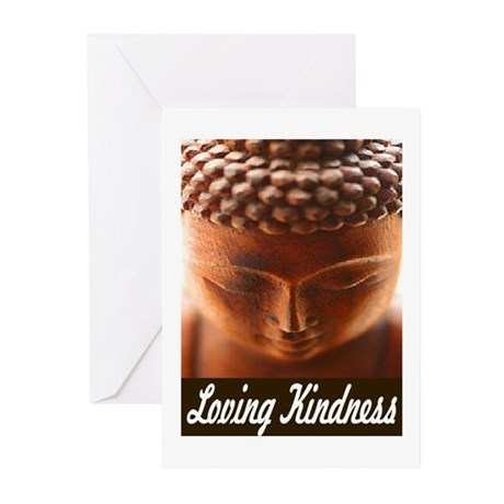 LOVING KINDNESS Greeting Cards (Pk of 10)