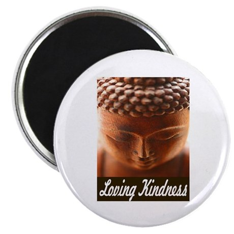 "LOVING KINDNESS 2.25"" Magnet (10 pack)"